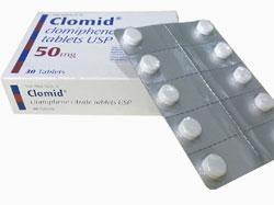 Clomid Clomiphene tablets USP