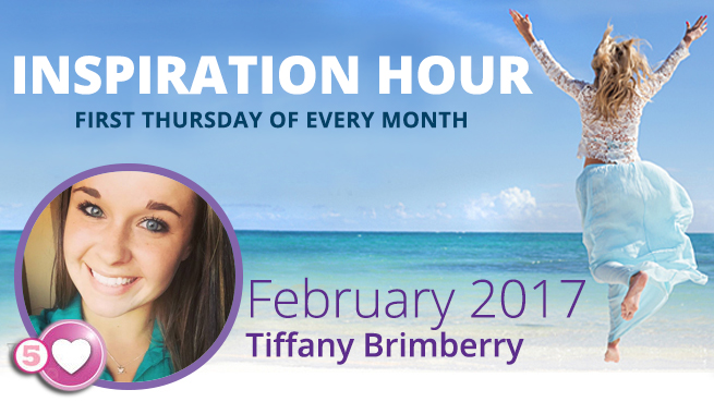 Tiffany Brimberry February 2017 – Overcame PCOS and Had a Baby