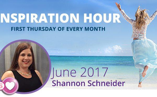 Shannon Schneider June 2017 – 16 to 40 a PCOS Journey