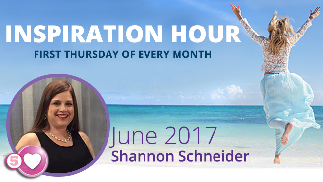 Shannon Schneider June 2017 – 16 to 40 a PCOS Journey