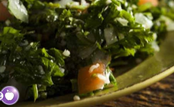 [PCOS Food Friday] Tabouleh (Paleo)