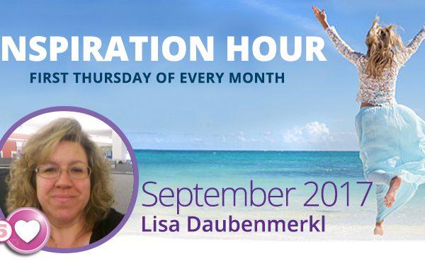 Lisa Daubenmerkl September 2017 – Learn how Lisa Took