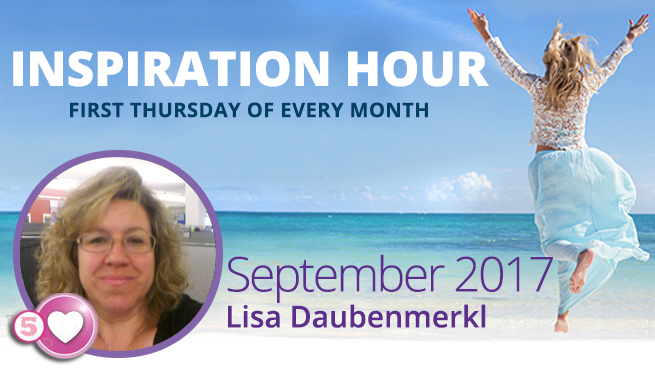 Lisa Daubenmerkl September 2017 – Learn how Lisa Took