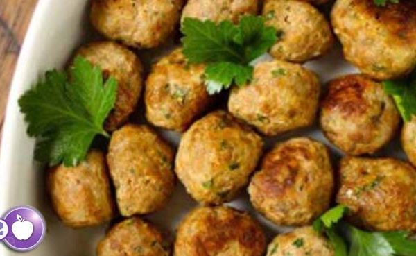 [PCOS Food Friday] Merguez Meatballs