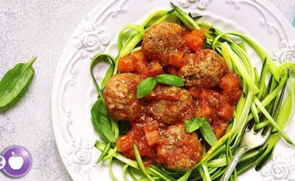 [PCOS Food Friday] Paleo Italian Meatballs
