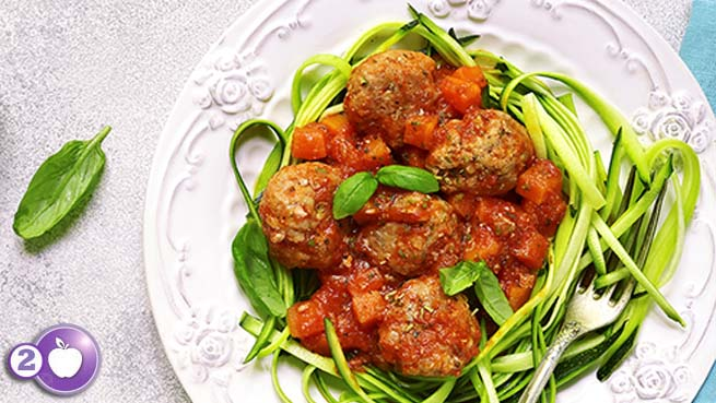 [PCOS Food Friday] Paleo Italian Meatballs