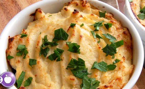 [PCOS Food Friday] Robin's Shephard's Pie