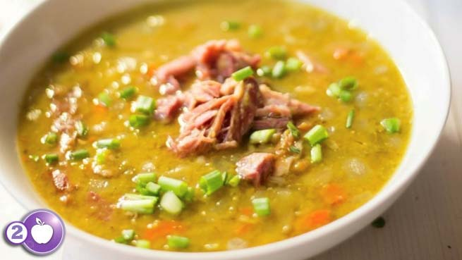 [PCOS Food Friday] Robin's Split Pea Soup