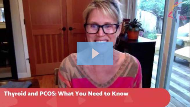 [Tuesday Tip] Your Thyroid and PCOS