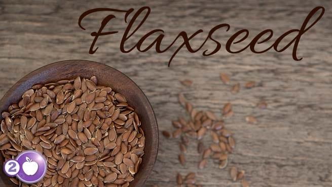 [PCOS Food Friday] Flaxseed