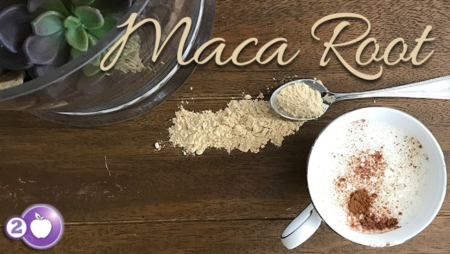 Maca For Hormone Balance