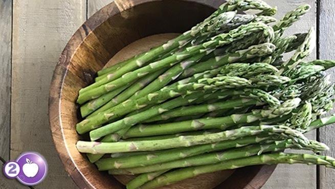 Asparagus - a powerhouse for PCOS
