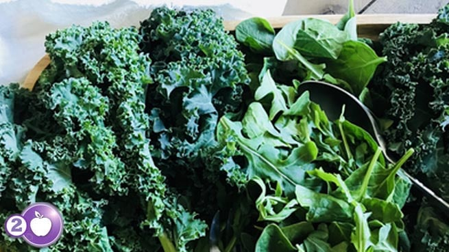 Why Leafy Greens Are So Important for Your PCOS Health