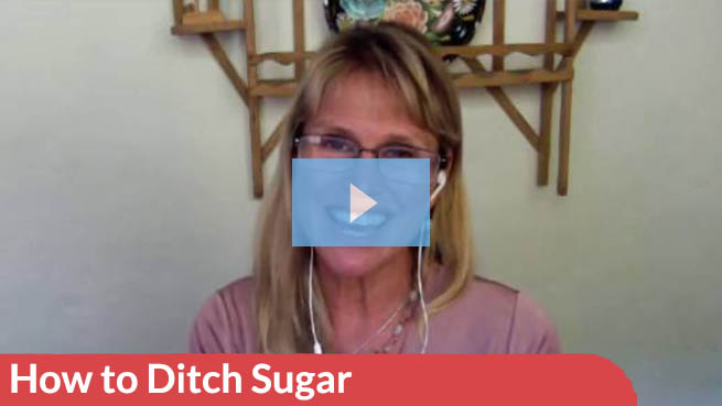 How to ditch the sugar and take your health back