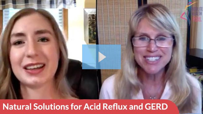 Natural Solutions for Acid Reflux and GERD
