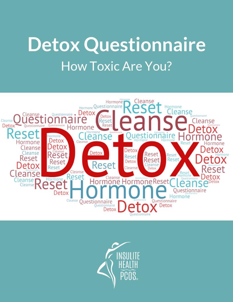 PCOS Hormone Reset Detox Assessment Guide