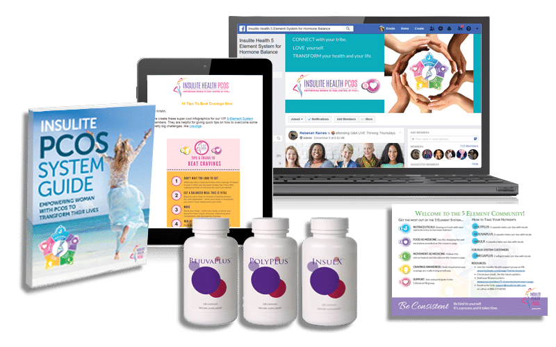 Natural Solution For PCOS 5-Element Program