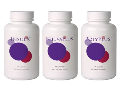 PCOS 5-Element System Nutrients